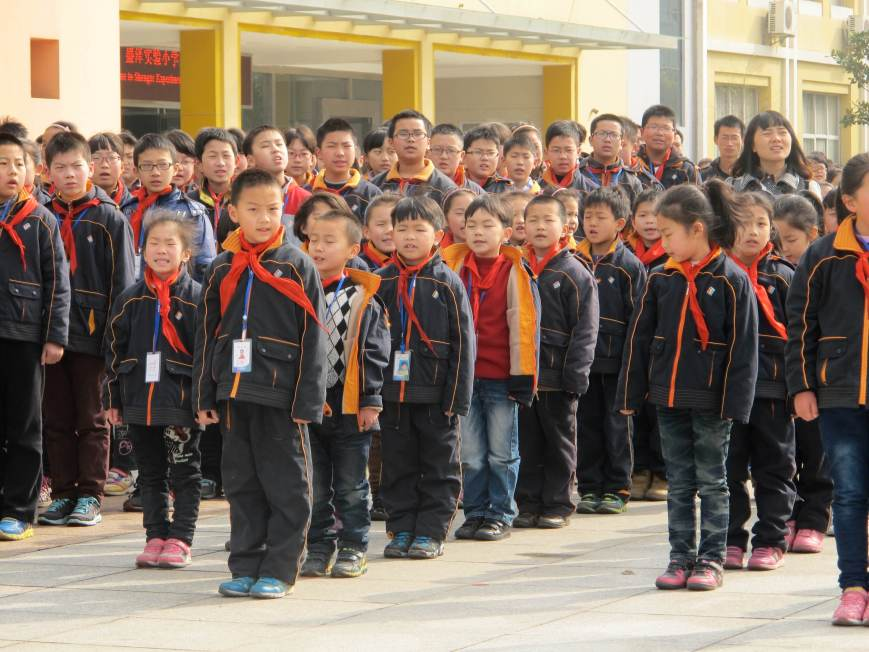 Assembly kids