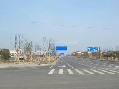 Suzhou boulevard
