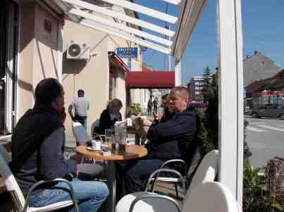 24. Trnjanska cesta- first cafe bar