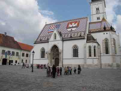 26. Separation of church and state, Zagreb