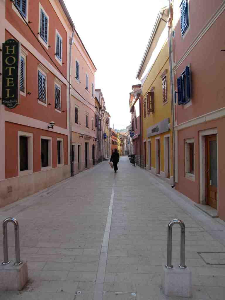 4. Main Street Skradin