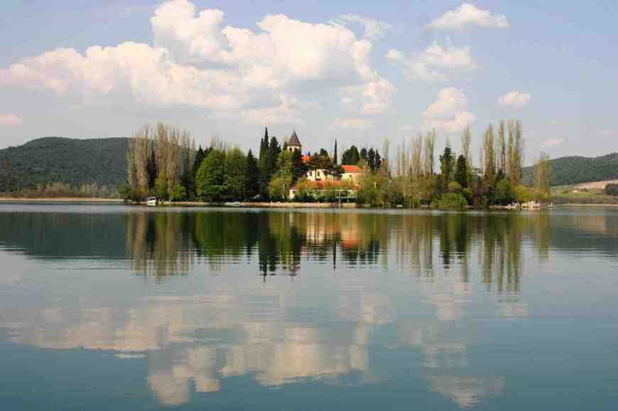 5. Franciscan monastery Visovac